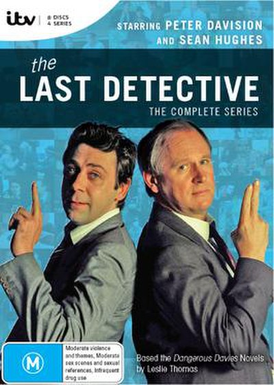 Picture of a TV show: The Last Detective