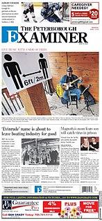<i>The Peterborough Examiner</i>