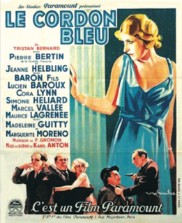 <i>The Champion Cook</i> 1932 film