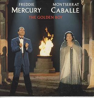 1988 single by Freddie Mercury