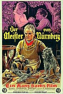 <i>The Master of Nuremberg</i> 1927 film