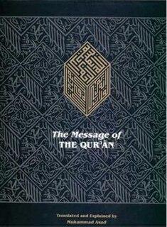book by Muhammad Asad