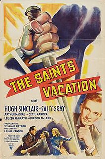 <i>The Saints Vacation</i> 1941 film by Leslie Fenton