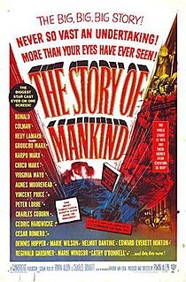 <i>The Story of Mankind</i> (film)