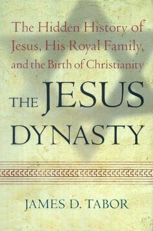The Jesus Dynasty - Image: The jesus dynasty