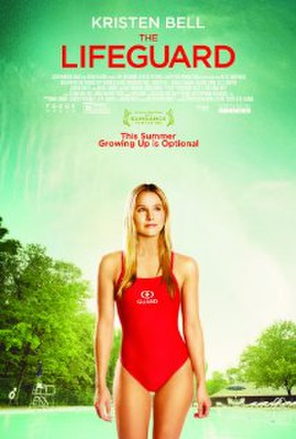 The Lifeguard - movie poster