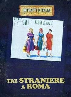 <i>Three Strangers in Rome</i> 1958 film by Claudio Gora