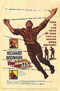 <i>Time Limit</i> (film) 1957 film directed by Karl Malden