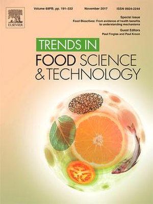 Trends in Food Science and Technology - Image: Trends in Food Science and Technology cover