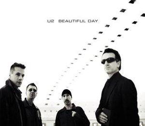 Beautiful Day - Image: U2 Beautiful Day Album Cover