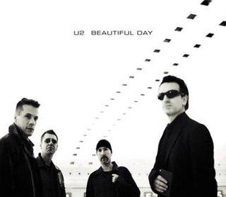Beautiful Day 2000 single by U2