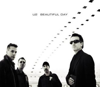 U2 — Beautiful Day (studio acapella)