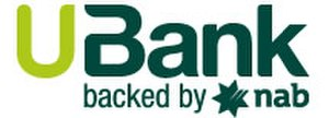 UBank - Logo of UBank at launch in 2008