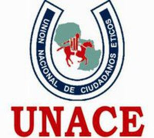National Union of Ethical Citizens - Image: UNACE Paraguay