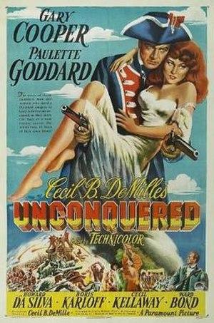 Unconquered - Image: Unconqueredposter