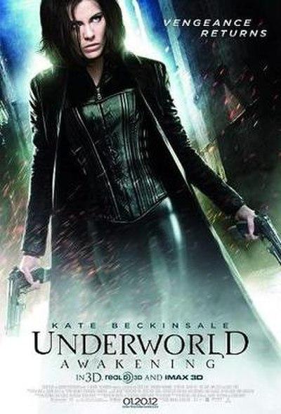 Picture of a movie: Underworld: Awakening