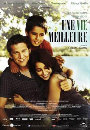 Une vie meilleure - Theatrical release poster