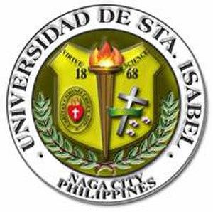 Universidad de Sta. Isabel - Image: Universidad de Sta.Isabel