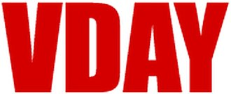 V-Day (movement) - Image: V day logo