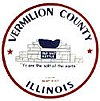 Official seal of Vermilion County