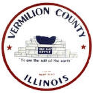 Vermilion County, Illinois - Image: Vermilion County Illinois seal