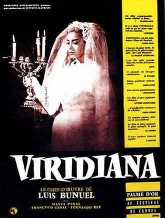 Viridiana - Viridiana poster