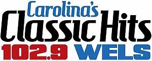 WELS-FM - former logo