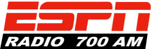 WFAT - The station's logo as an ESPN Radio affiliate, used from January 2, 2008 until late 2011.