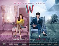 Picture of a TV show: W: Two Worlds