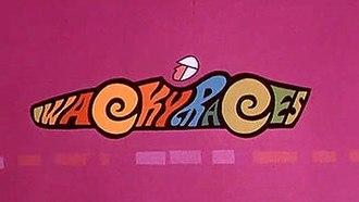 Wacky Races (1968 TV series) - Image: Wacky Races Logo
