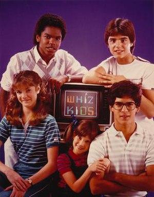 Whiz Kids (TV series) - The Whiz Kids Gang.