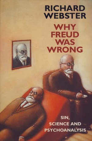 Why Freud Was Wrong - Cover of the first edition