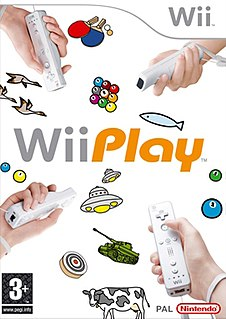 <i>Wii Play</i> party video game for the Wii