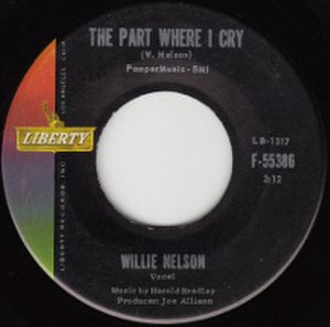 The Part Where I Cry - Image: Willie Nelson The Part Where I Cry