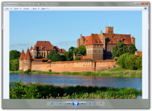 Windows Photo Viewer - Image: Windows Photo Viewer in Windows 7
