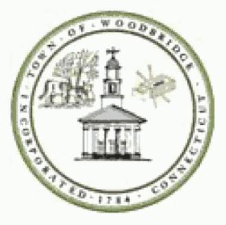Woodbridge, Connecticut - Image: Woodbridge Ct Town Seal