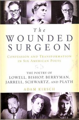 The Wounded Surgeon - Image: Wounded surgeon cover