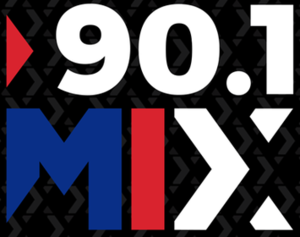 XHENO-FM - Image: XHSAT 90.1MIX logo