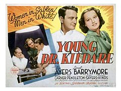 Young Dr Kildare (1938) movie poster.jpg