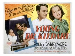 <i>Young Dr. Kildare</i> 1938 film by Harold S. Bucquet