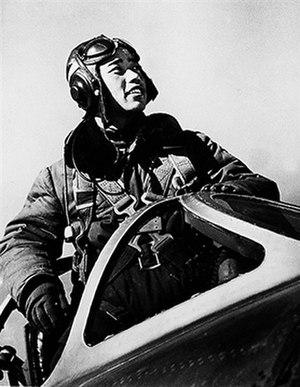 Zhao Baotong - Zhao Baotong during the Korean War.