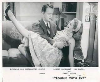 <i>Trouble with Eve</i> 1960 film by Francis Searle