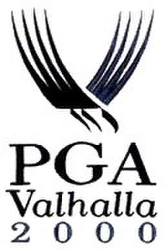 2000 PGA Championship - Image: 2000PGALogo