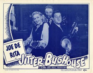 <i>Jitter Bughouse</i> 1948 film by Jules White