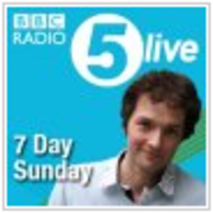 7 Day Sunday - Podcast logo for series 1 and 2