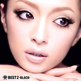 A Best 2 - Image: A Best 2Black CD Only