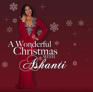 A Wonderful Christmas With Ashanti - Image: A Wonderful Christmas with Ashanti EP