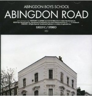 Abingdon Road (album) - Image: Abingdon Road (album)