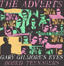 Adverts - Gary Gilmore's Eyes - Original issue - single picture cover.jpg