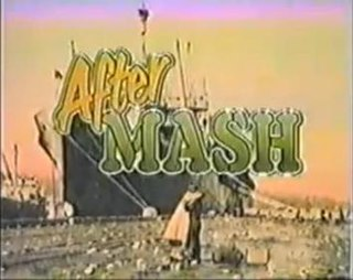 <i>AfterMASH</i> 1980s American comedy TV series; sequel to M*A*S*H